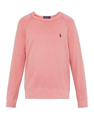 1687d90d3ec91 Polo Ralph Lauren Sweat-shirt en coton éponge à logo brodé