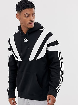 Adidas Originals Ray Court Trois Bandes Vert Femme Sweat À