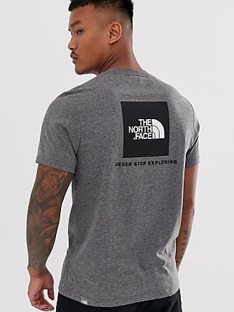 The North Face Red Box - T-Shirt in Heidegrau