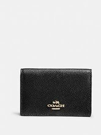 Coach Carteira Business Card Case Coach