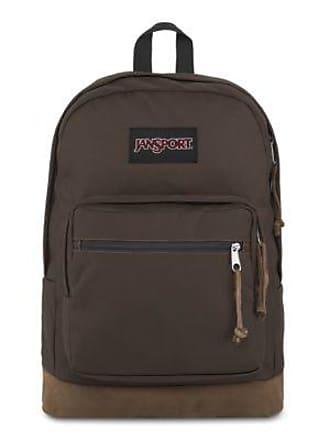 Jansport Right Pack Backpacks - Coffee Bean Brown