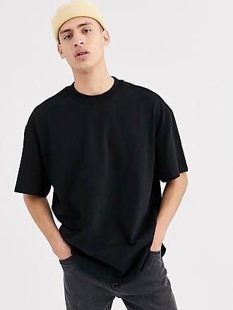 Weekday Great - Schwarzes T-Shirt
