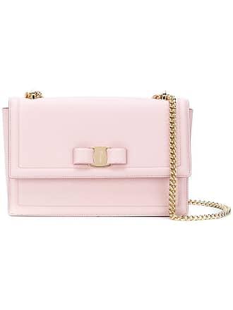 de9a276d1 Salvatore Ferragamo® Leather Bags − Sale: up to −50% | Stylight