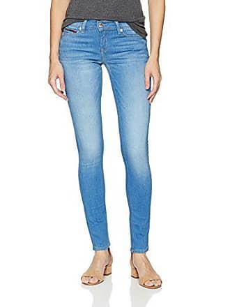 8cae197f Tommy Hilfiger Womens Skinny Jeans Nora Mid Rise Jeans, Santa Cruz Stretch,  26W x