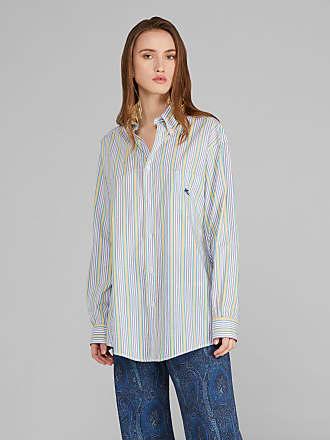 Etro Shirt Ge01, Woman, Yellow, Size XS