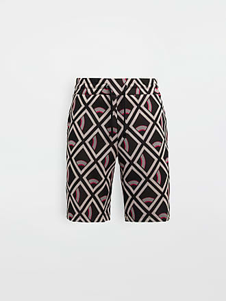 Maison Margiela Maison Margiela Shorts Brown Cotton, Polyester