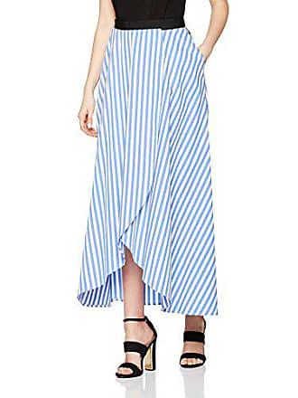 Maxi Faldas Azul  Compra desde 8 aac1f85b9b3d