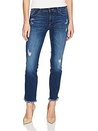 DL1961 Womens Mara Ankle Straight Jeans, Strive, 31