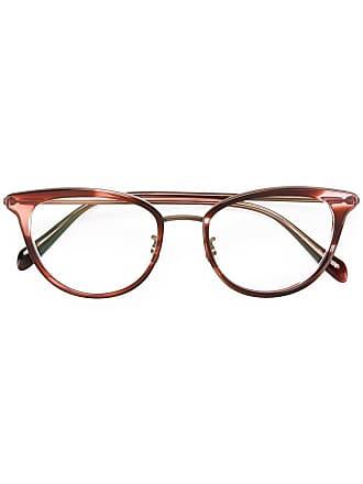 Oliver Peoples Óculos de grau Theadora - Rosa