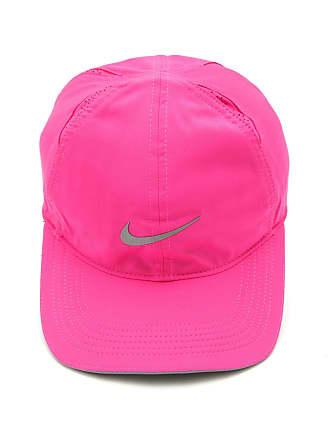 Nike Boné Nike Featherlight Cap Run Rosa