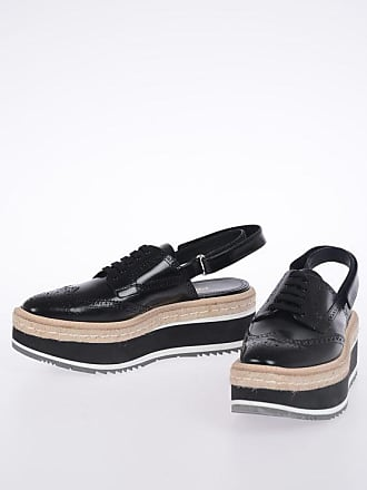 d3e64e7a Prada 6.5 cm Derby Shoes with Platform size 37,5