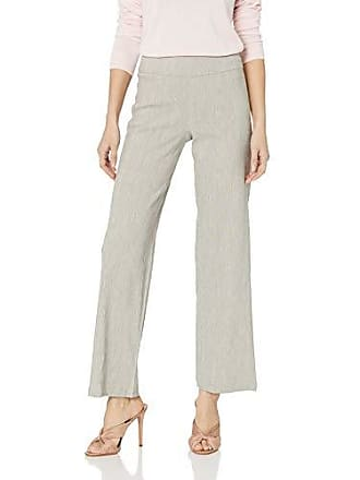 Nic+Zoe Womens HERE OR There Pant, Latte Mx, 12