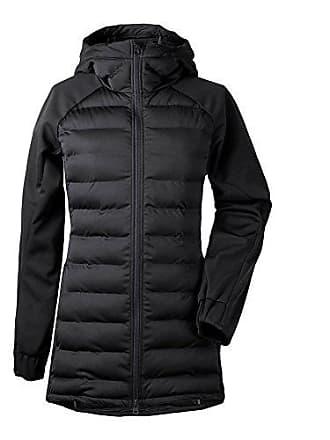 ac1de37730d3e3 Didriksons 1913 Ottilia Womens Jacket - Winterjacke,  Größe_Bekleidung_NR:40, Farbe:Black