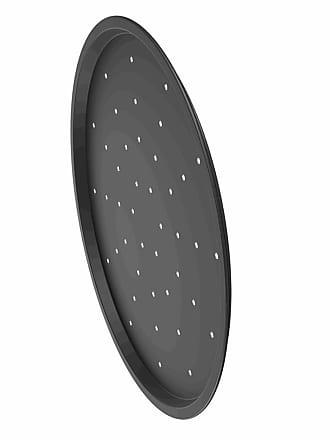 Brinox Forma para Pizza com Furos 33x1,1cm Cinza - Lifestyle