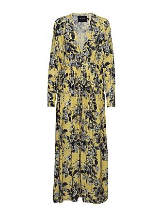 98bcb5a8e64b Raiine Altona Dress Maxiklänning Festklänning Gul RAIINE