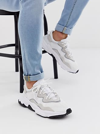 adidas Originals Ozweego - Sneaker in Triple-Weiß