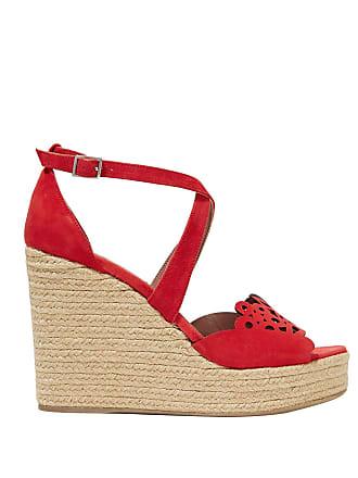 77b6c1fae30360 Sandales Compensées Rouge : Achetez jusqu''à −66%   Stylight