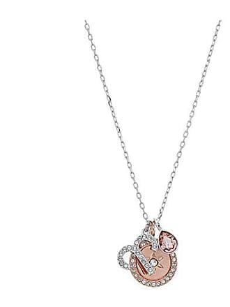 24208d215fdf Swarovski Zodiac Pendant Aries Necklace (Pink) Necklace