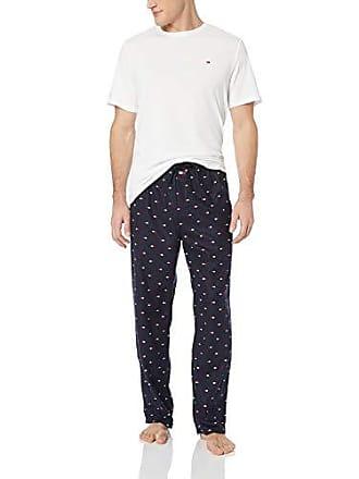 16a85f8f6d Tommy Hilfiger Mens Cozy Fleece Pajama Set