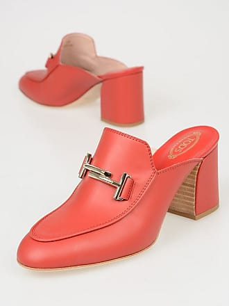 Tod's 8 cm Leather Mules size 38