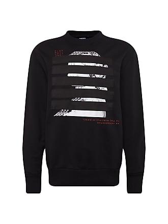 722c0b359957 Diesel Sweatshirt S-BAY-YB SWEAT-SHIRT grau   schwarz