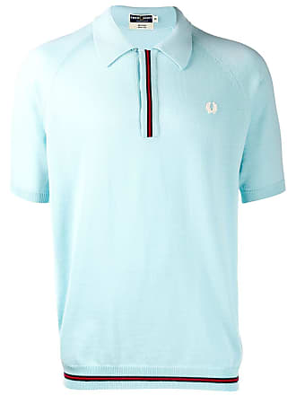 Fred Perry knitted polo shirt - Verde
