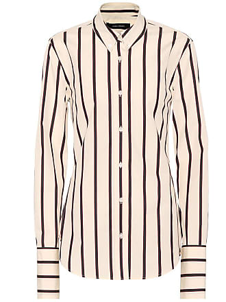 Isabel Marant Uliana striped cotton shirt