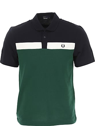 84dda32e Fred Perry Polo Shirt for Men On Sale, Dark Blue Navy, Cotton, 2017