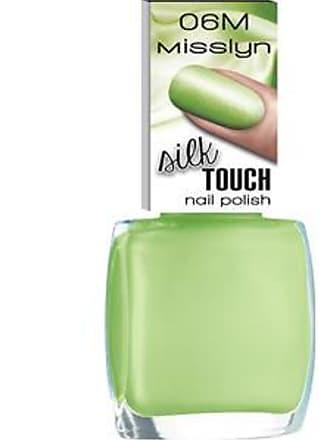 Misslyn Nail polish Silk Touch Nail Polish No. 06M Gleam Of Hope 10 ml
