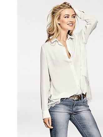 mooie witte blouse met kant