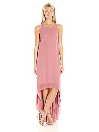 Bcbgmaxazria BCBGMax Azria Womens Dacey Woven Evening Dress, Sepia Rose XS