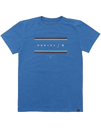 Hurley Camiseta Hurley Grades Azul