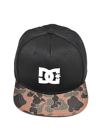 DC Boné DC Shoes Snapback Empire Print Preto 209e75bec3b21