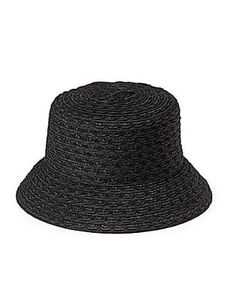 Nine West Minimalist straw cloche