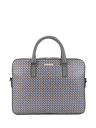 47a670559425 BOSS Hugo Boss Signature Collection document case in seasonal-printed  calfskin leather One Size Patterned