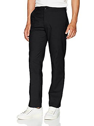Lee Mens Performance Series Extreme Comfort Refined Pant, Black, 33W x 30L
