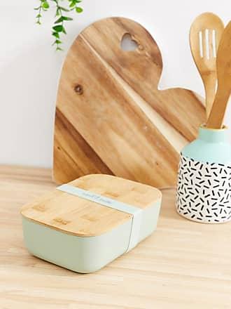 Sass & Belle Portapranzo in bambù-Multicolore