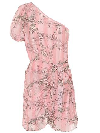 LoveShackFancy Cotton and silk minidress