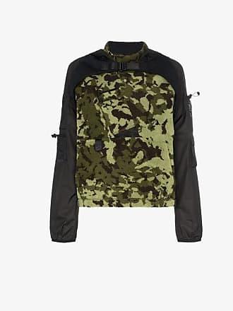 ac36af0a4305 Nike X MMW 2-in-1 camo print hooded jacket