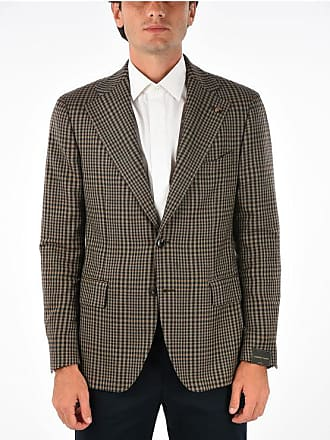 Lardini Checked Printed SORRENTO Blazer Größe 50