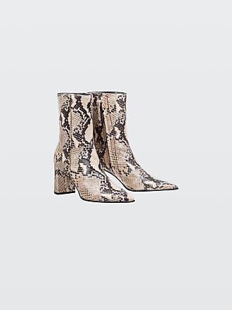 Dorothee Schumacher EXOTIC BELIEF snake print boot (7cm) 36