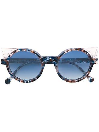 eb1a75fae Azul Óculos De Sol Redondos: Compre com até −31% | Stylight