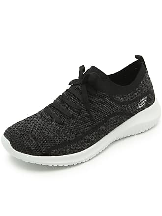 Skechers Tênis Skechers Ultra Flex Statements Preto