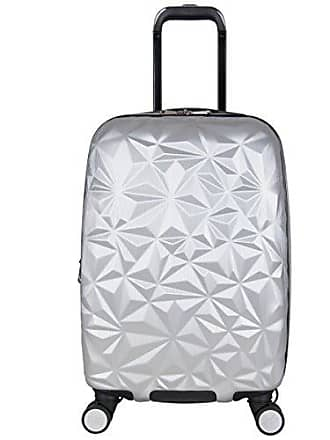 d0bcd71ad Aimee Kestenberg Womens Geo Chic 20 Hardside Expandable 8-Wheel Spinner  Carry-on Luggage