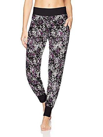 Maidenform Womens Organic Architecture Lounge Pant, Dark Floral, Extra Large