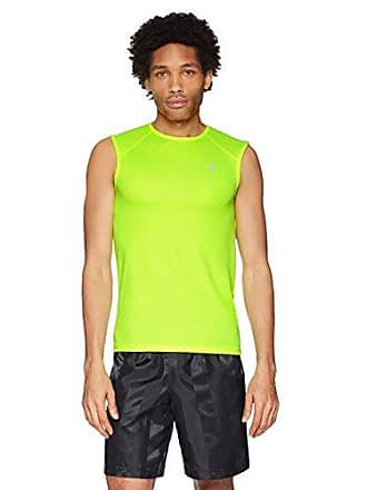 2691123c Starter Mens Sleeveless Muscle Tech T-Shirt, Amazon Exclusive, Safety  Yellow, XX