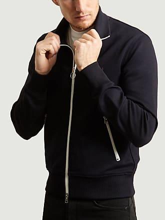 Ami Marineblaues Sweatshirt aus Baumwolle für Herzliebhaber - large | cotton | navy blue - Navy blue