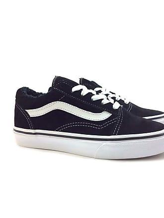 5bcd2b797d Vans Old Skool Classic Sneaker skate Kids suede padded W9TDX6
