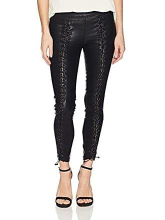 Blank NYC Womens Vegan Leather Legging Pants, Easy Street, 28
