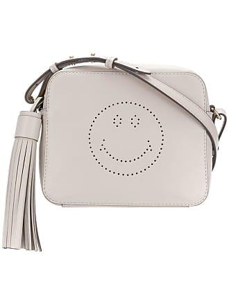 cc15a4905b Anya Hindmarch Smiley Circus crossbody bag - Neutrals